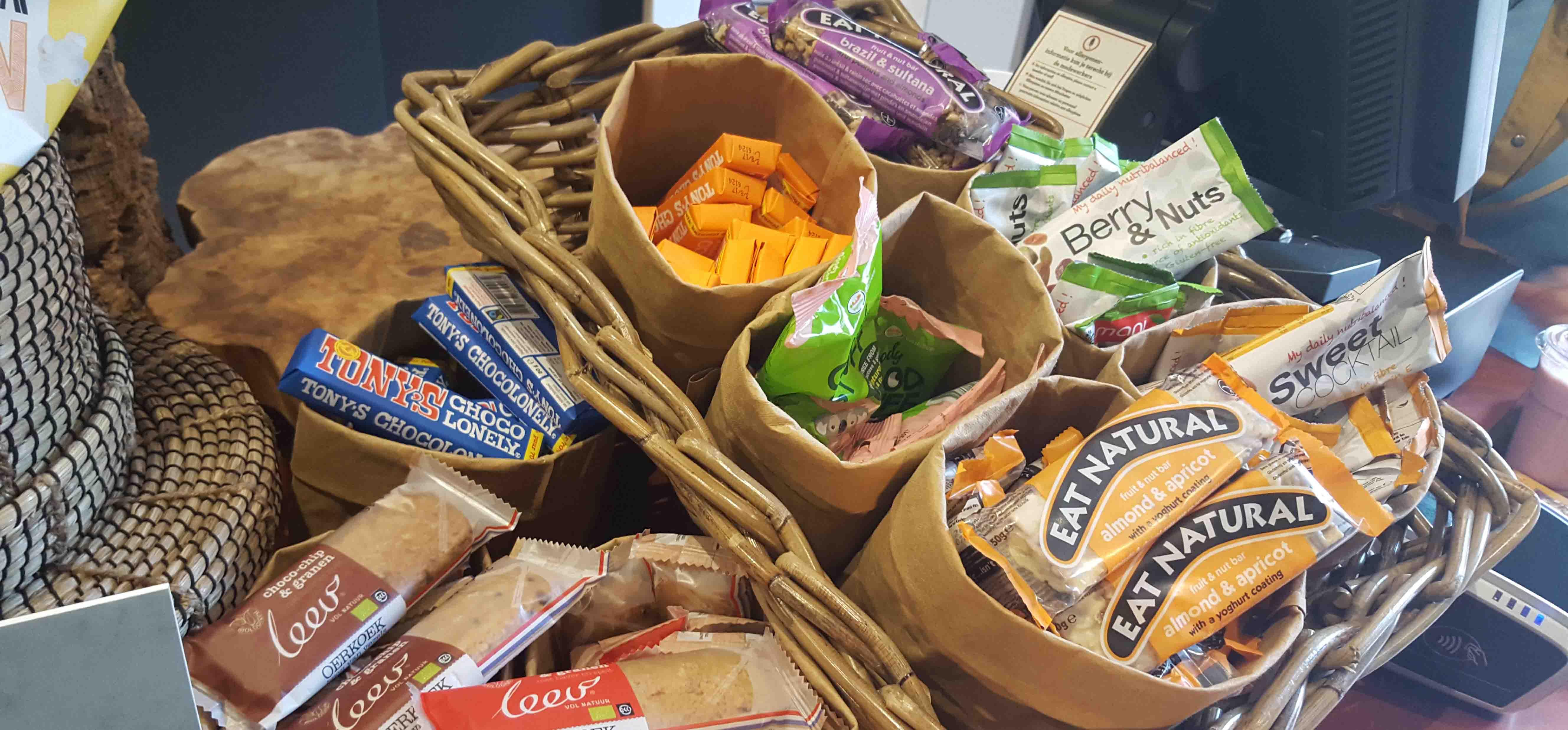 Gulden Gaarde snacks