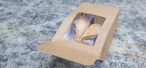 Wraps met kip bij de Gulden Gaarde